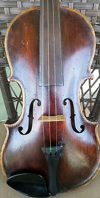 1859 Joh Strauss Jr. 4/4 Violin