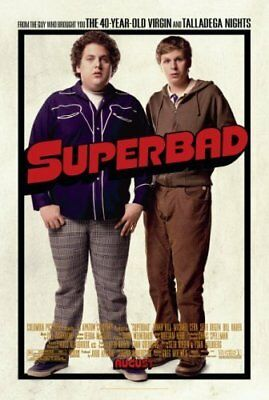 Superbad   $1.39 DVD   $3.88 Blu-ray   $4.00 Flat Rate Shipping