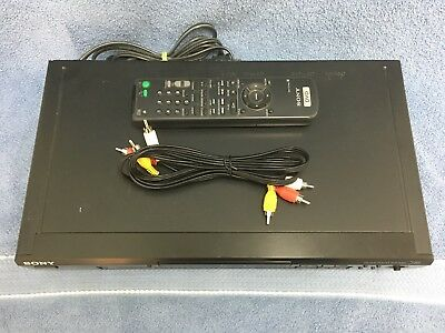 sony dvp s360 dvd cd player digital cinema sound system remote rh picclick com Sony Dcr sony dvp- ns360 manual