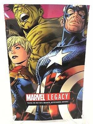 Marvel Legacy Collects #1 FOOM Primer Pages TPB Trade Paperback Brand New