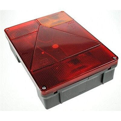 Lamp - 5 Function R/h Rear Lamp (6800/11/6-c01) - Radex Trailer 6800 Right Hand