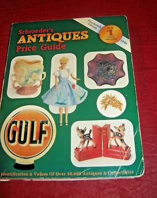 SCHROEDER'S Antiques Price Guide 1996 Fourteenth Edition