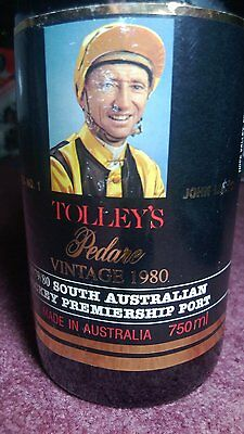 Tolleys Pedare 1979/80 Sth Aust.jockey,port Premiership Vint. J. Letts,50105444