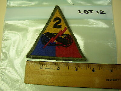 WW11 /  KOREAN WAR PATCH    Lot 12