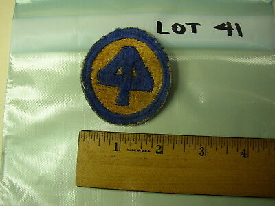 WW11 /  KOREAN WAR PATCH    Lot 41