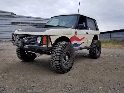 1991 Land Rover Range Rover great divide edition range rover classic