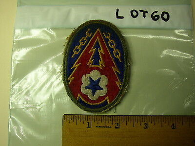 WW11 /  KOREAN WAR PATCH    Lot 60