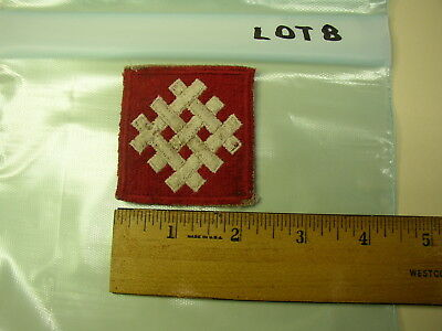 WW11 /  KOREAN WAR PATCH    Lot 8