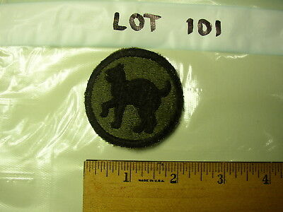 WW11 /  KOREAN WAR PATCH    Lot 101