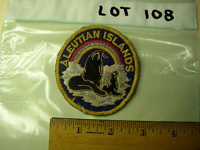 WW11 /  KOREAN WAR PATCH    Lot 108