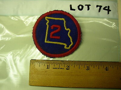 WW11 /  KOREAN WAR PATCH    Lot 74