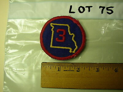 WW11 /  KOREAN WAR PATCH    Lot 75