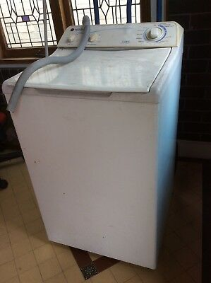 Hoover Top Loading Washing Machine working - pickup only