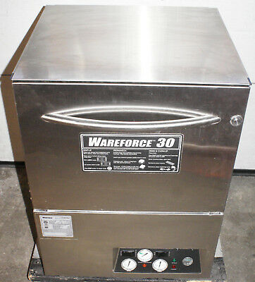 JACKSON WAREFORCE UH30 Undercounter High Temp DISH WASHER Commercial HOT Booster