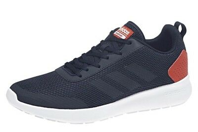 the best attitude da355 da627 New ADIDAS MENS 11 Element Race Blue White Red DB1456 Running SNEAKERS  Trainers