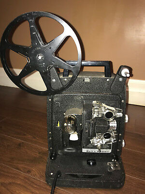 8 MM PROJECTOR Bell & Howell Model 256 As-Is or For Repair