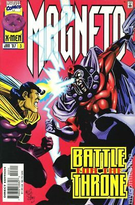 Magneto (Marvel) #3 1997 VF Stock Image
