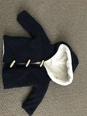 Country Road Baby Jacket Size 00 (3-6mths)