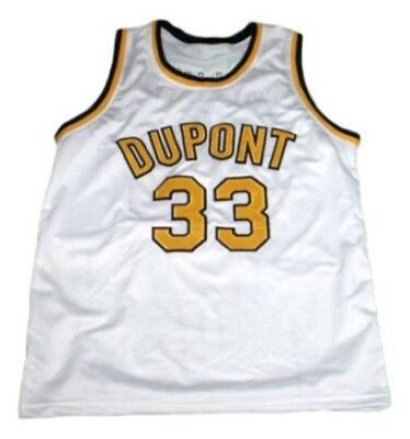 finest selection 3c205 754e9 JASON WILLIAMS #33 Dupont High School Basketball Jersey New White Any Size