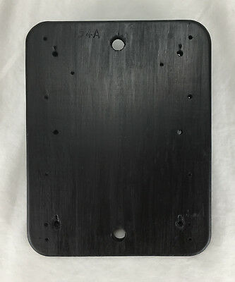 Restored Western Electric 154A Wood Mounting Board for a 684A Type Subset (#n3)