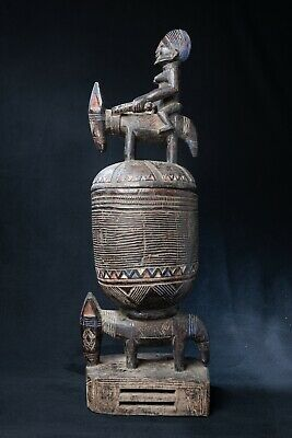Dogon, Divination Bowl, Burkina Faso, Mali, African Tribal Arts