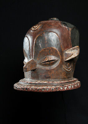 Pende Kipoko Helmet  Mask , D.R. Congo, Old South African Collection.
