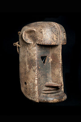 Dogon 'Dege' Black Monkey Mask, Burkina Faso, Mali, African Tribal Mask