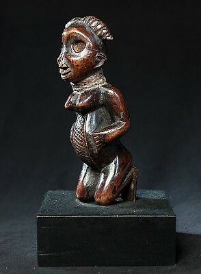 Mossi Female Figure, Burkina Faso, African Tribal Sculpture