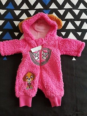Girls brand new gorgeous PINK PAWS PATROL suit size 0000