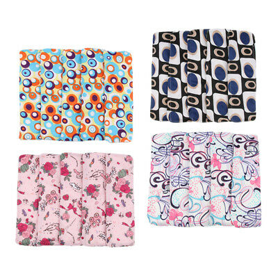 5 x Women Lady Cotton Cloth Sanitary Pad Panty Liners for Menstrual Period