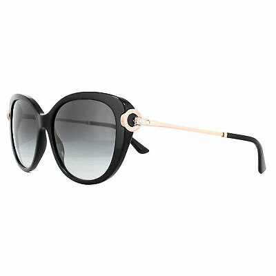 34a8603c83 BVLGARI SUNGLASSES 8194B 501 8G Black Grey Gradient - EUR 187