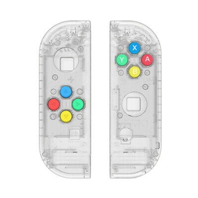 Joy-Con Shell Colorfull Keys Joystick Buttons Cover For Nintendo Switch Replace