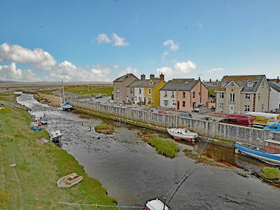 Sale: Harbourside Holiday/Retirement period house. Coast. Western Lake District