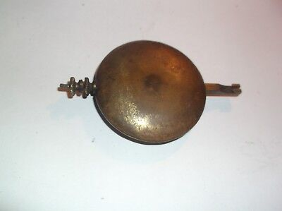 A Pendulum From An Old  Mantel Clock  113G Ref Fi