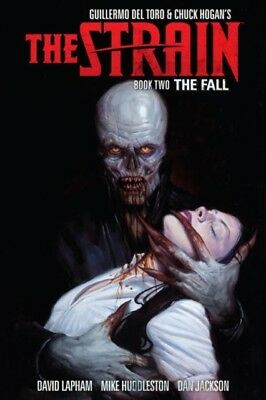 Strain, The: Book Two (Hardcover), David Lapham, Mike Huddlestone...