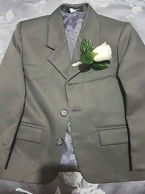 Boys Age 3 Wedding Suit