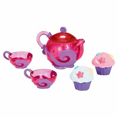 Munchkin BATH TEA & CUPCAKE SET Baby/Toddler Bathing Bath Time Toy/Gift Fun BN