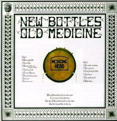 New Bottles,Old Medicine (Expanded) - Head Medicine Compact Disc Free Shipping!