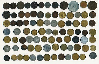 87 Old Germany Coins (Interesting Collectibles) See Images > No Rsrv