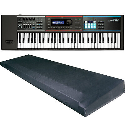 Roland JUNO-DS61 Gig-ready 61-note Synthesizer with Dust Cover