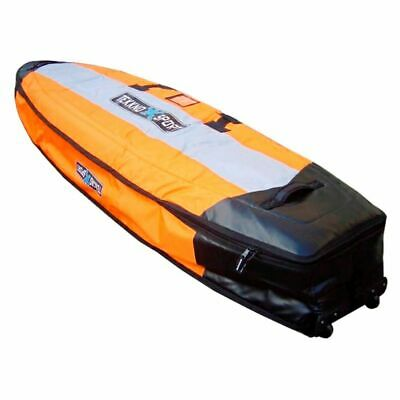 Tekknosport Travel Boardbag 260 (260x70x25) Orange Surfbag