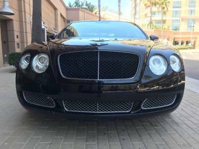 2008 Bentley Continental GT Continental Flying spur 2008 Bentley Continental GT
