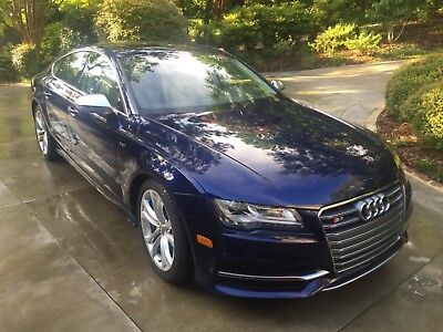 2014 Audi Other  2014 AUDI S7