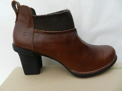 41 Capretto Naturalista Bottines Chaussures 5140 Femme Ankle El OzwI1qO