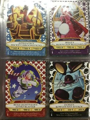 DISNEY READY!/Complete Set Sorcerers Of The Magic Kingdom Cards #1-60 In Binder!