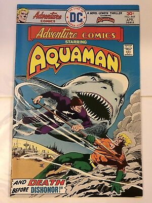 Adventure Comics #444 (Apr. 1976, DC) VF+