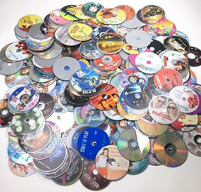 HUGE Lot of 316 DVDs Mixed Lot of Loose Discs ~ Family, Children, Action, Thrill
