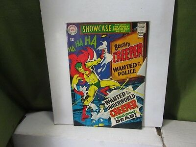 Showcase 73  1st app the Creeper! Steve Ditko Story & Art!