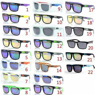 NEW SPY1 22COLOR Ken Block Classic Cycling Sports Retro Sunglasses UV400 Eyewear