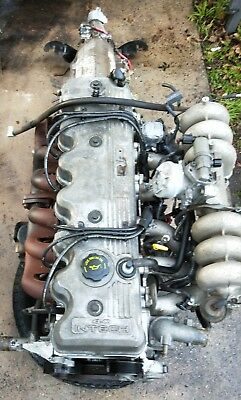 Au ford 6 cylinder engine